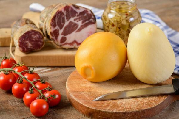 Caciocavallo Tremonti - Azienda Agricola l'Uliveto