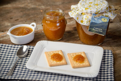 Confettura di Pomodori Verdi - Azienda Agricola l'Uliveto