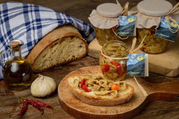 Melenzane Sott'olio - Azienda Agricola l'Uliveto