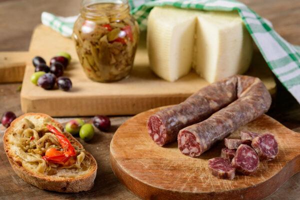 Salame - Azienda Agricola l'Uliveto