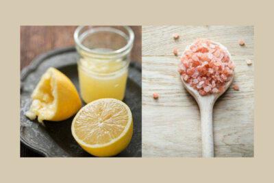 Sale al limone - Antichi Sapori